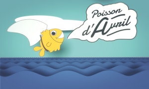 Un poisson, requin d'avril !