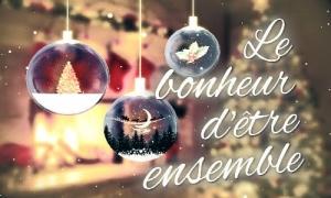 Etre ensemble pour Noël