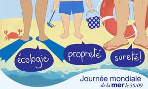Journée mondiale de la mer