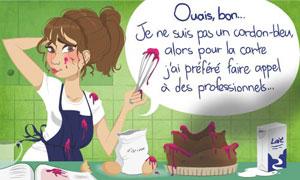 Un bon gâteau d'anniversaire?