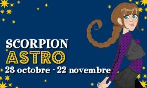 Astro - Scorpion