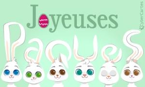 Les lapins de Pâques