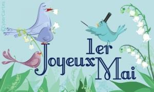 La chorale des oiseaux du 1er mai