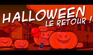 Halloween, Le retour...