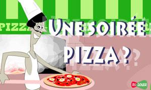 Une soirée pizza ?