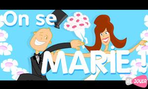 On se marie !