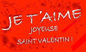Bisous de St-Valentin