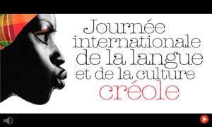 Journée Int. de la langue et de la culture créole
