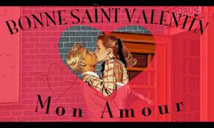 C'est la St Valentin !