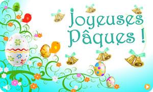 Les cloches de Pâques
