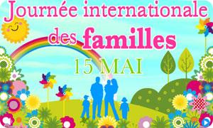 Journée Int. des familles
