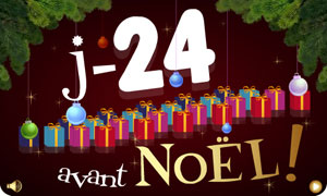 J-24 avant Noël