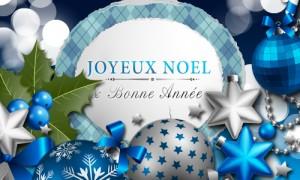 Un Noël en bleu