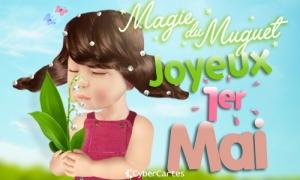 1er mai, la magie du muguet