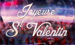 Chantons pour la saint Valentin