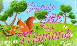 L'amour, la nature et une maman