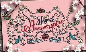 Cartes Anniversaire De Mariage Gratuites Cybercartescom