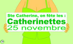 Catherinette !