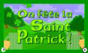 On fête la Saint-Patrick