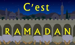 C'est Ramadan !