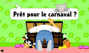 Prêts pour le carnaval ?
