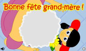 Bonne fête grand-mère