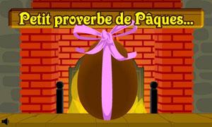 Proverbe de Pâques