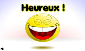 Smiley - Heureux