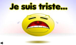 Smiley - Triste (Humour)