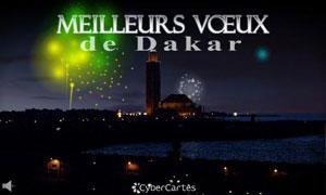Voeux de Dakar