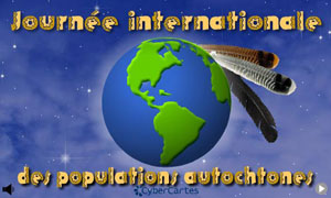 Journ. Inter. des populations autochtones