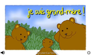 Je suis grand-maman