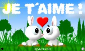 Mon lapin d'amour