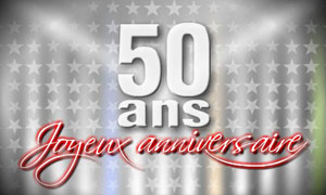 50 ans, un demi siècle!