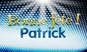Patrick - 17 mars