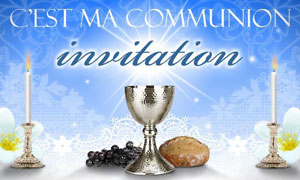 Communion - Invitation