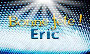 Carte Anniversaire Eric.Cybercartes Cartes De Voeux Cartes Virtuelles Gratuites