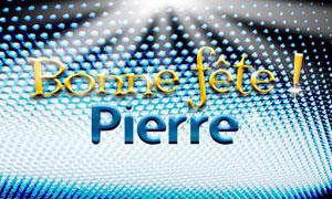 Pierre - 29 juin