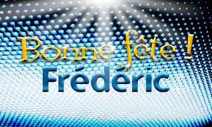 Frédéric - 18 juillet