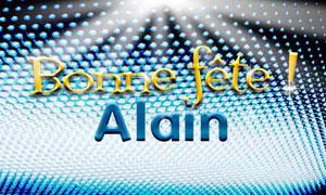 Alain - 9 septembre