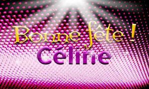 Céline - 21 octobre