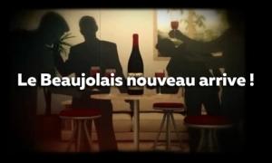 Un beaujolais nouveau entre amis