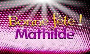 Mathilde - 14 mars
