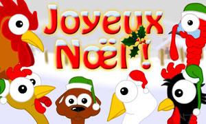 Le chant de Noël des animaux