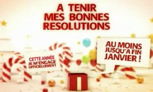 Bonne résolution - promesse
