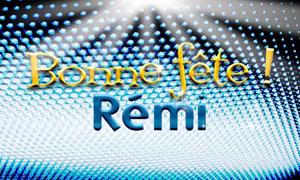 Rémi - 15 janvier