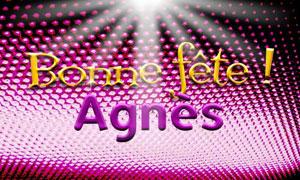Agnès - 21 janvier