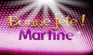 Martine - 30 janvier