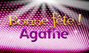 Agathe - 05 février