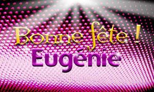 Eugénie - 07 février